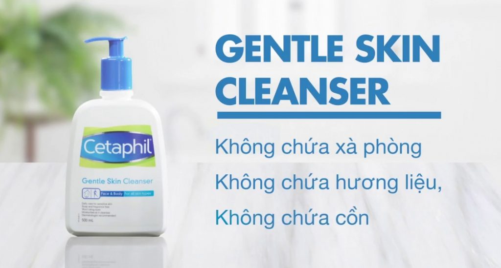 Cetaphil Gentle Skin Cleaner