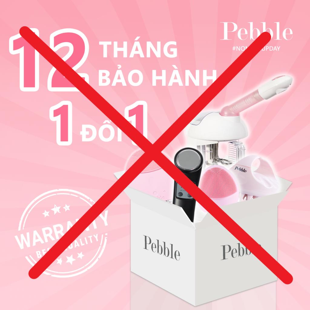 Máy rửa mặt fake không được bảo hành!
