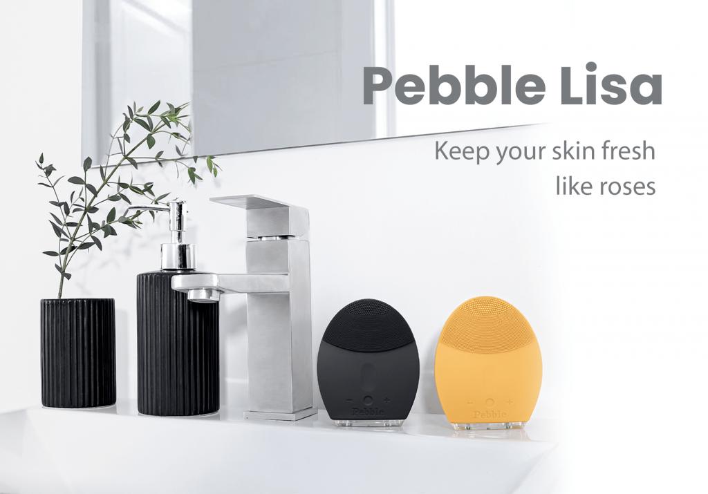 Máy rửa mặt Pebble