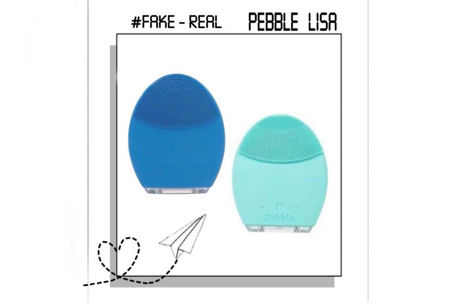 Máy rửa mặt Pebble Lisa