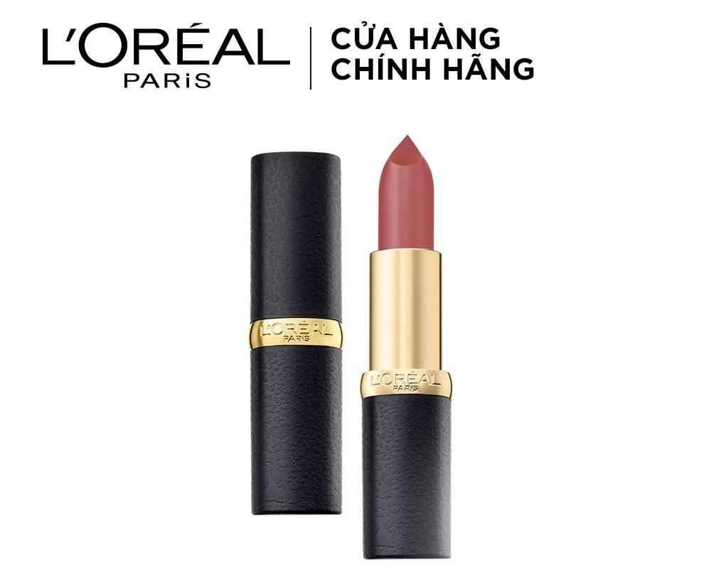 Son môi L'Oréal Paris Color Riche Matte