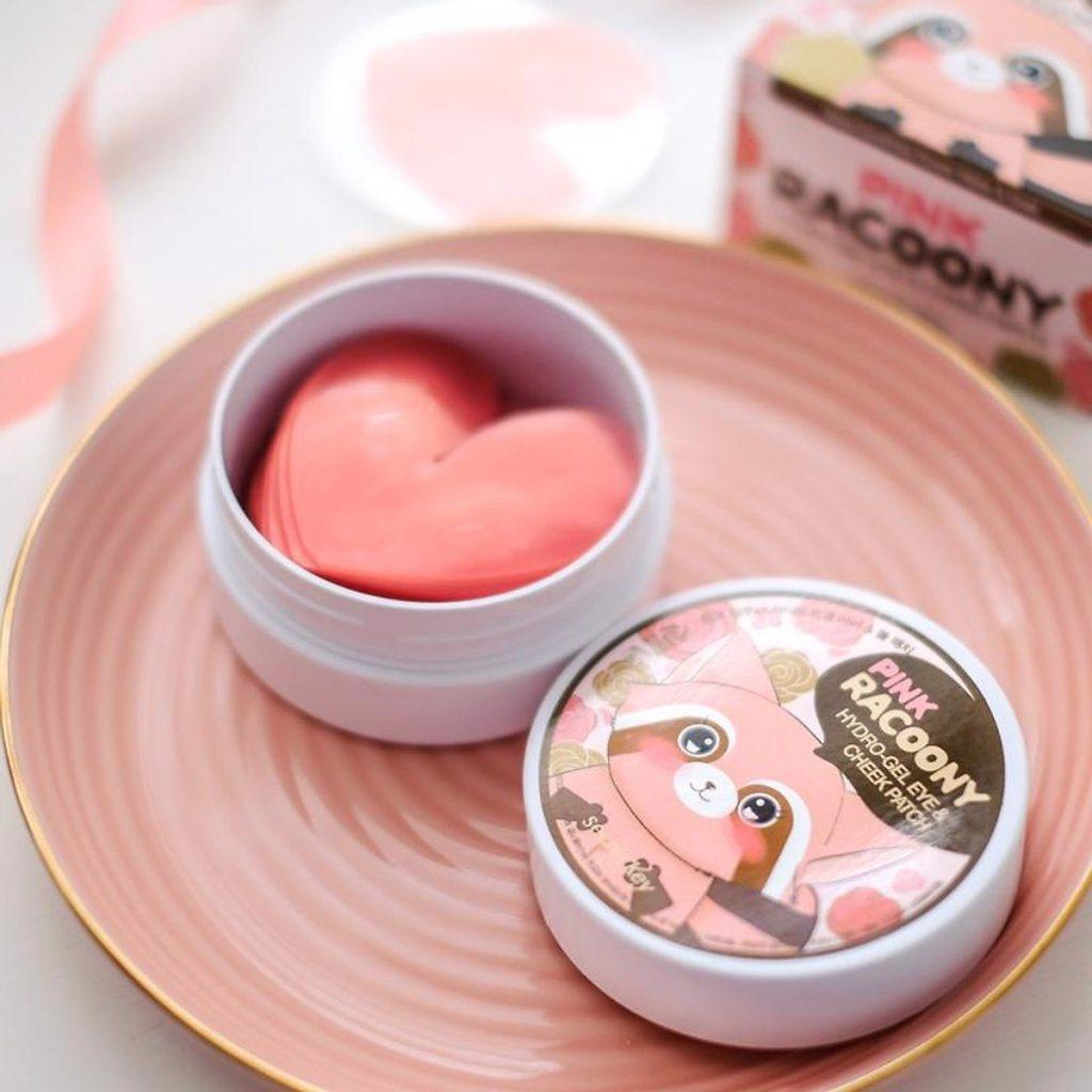Mặt nạ mắt Secret Key Pink Racoony Patch