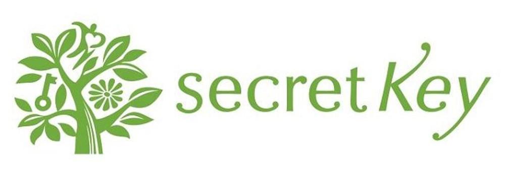 Logo thương hiệu Secret Key.